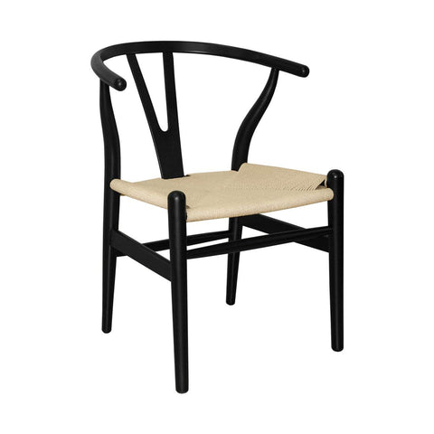 Mod Made MM-WS-001-BLACK W Chair