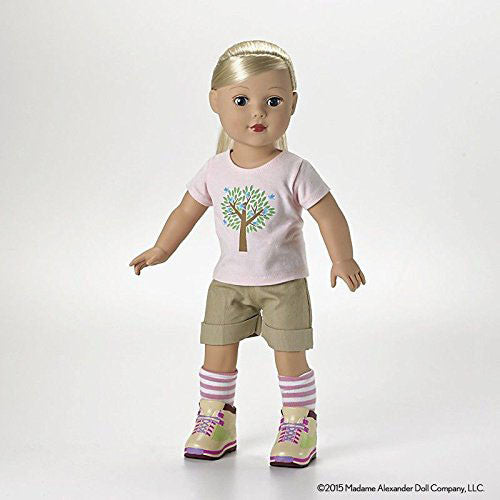 Madame Alexander Outdoorsy Girl Doll