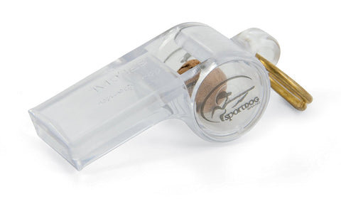 Roy Gonia Clear Competition Whistle - Peazz.com