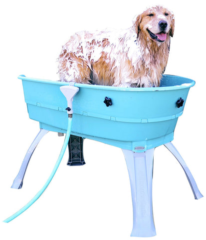 "Paws For Thought BB-LARGE Booster Bath Large 45"" X 21.25"" X 15"" - Peazz.com"