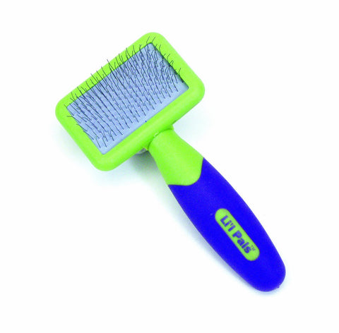 Coastal Pet Products W6204-NCL00 Lil'l Pals Kitten Slicker Brush with Coated Tips