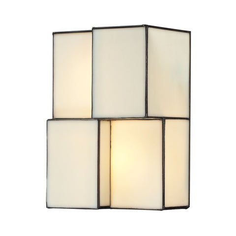 ELK Lighting 72060-2 Cubist Collection Brushed Nickel Finish - PeazzLighting