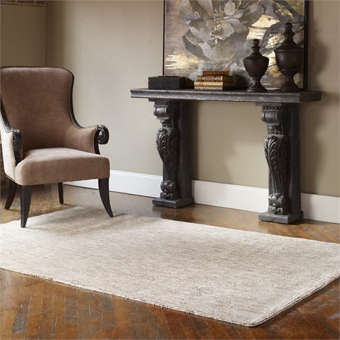 Uttermost Ciottoli 5 X 8 Rug - Light Beige (73063-5) - UTMDirect