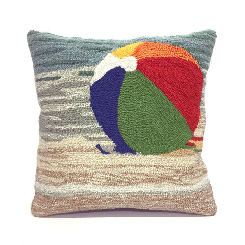 Trans-Ocean Imports 7FP8S151612 Frontporch Collection Multi Finish Pillow - Peazz.com