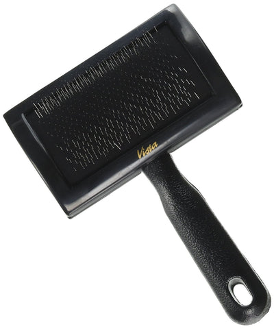 Millers Forge 16879 Vista Medium Shedding Slicker Brush 418V - Peazz Pet