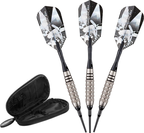 Viper 21-3100-18 Tungsten Bee Soft Tip Darts 18Gm - Peazz Toys