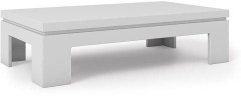 Manhattan Comfort 84652 Bridge Collection White Gloss Finish - Peazz.com - 1