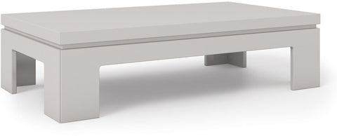 Manhattan Comfort 84654 Bridge Collection Off White Finish - Peazz.com - 1