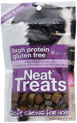 Neat Treats Soft Chews For Dogs, 4 oz - Peazz Pet