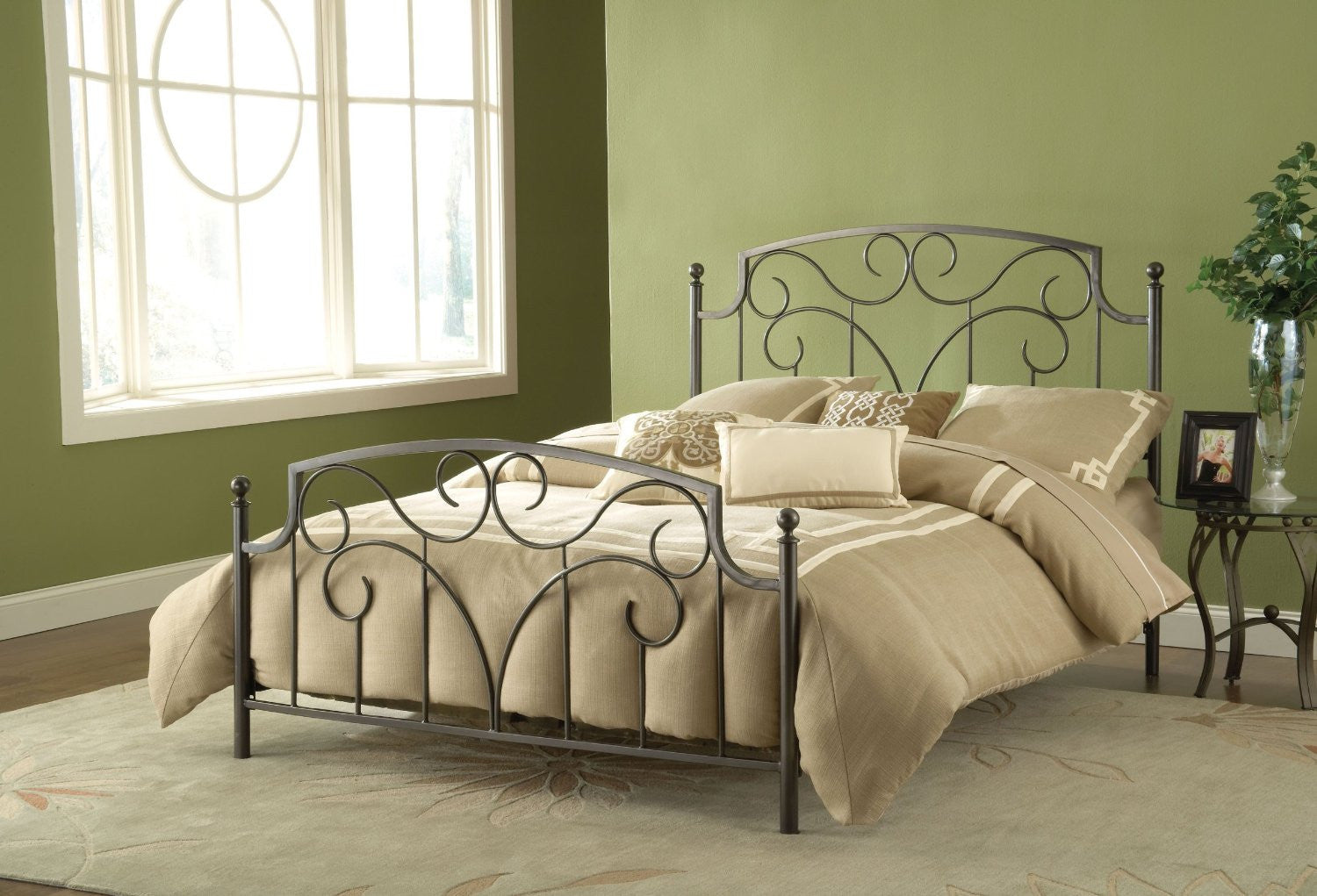 Hillsdale Furniture 1009-500 Cartwright Bed Set - Queen