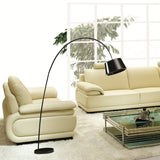 Fine Mod Imports FMI9239-black Estal Floor Lamp, Black - Peazz.com - 2