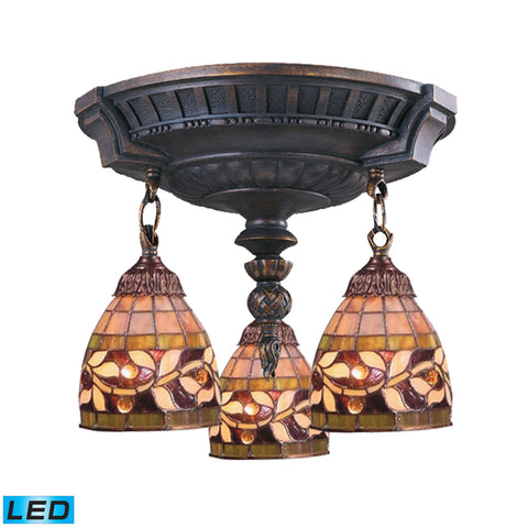 ELK Lighting 997-AW-13-LED Mix-N-Match Collection Aged Walnut Finish - PeazzLighting