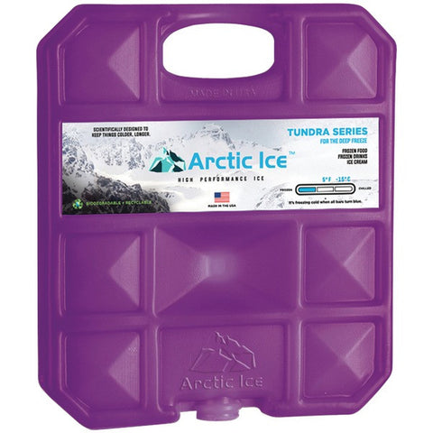 Artic Ice 1203 Tundra Series Freezer Pack (1.5lbs) - Peazz.com