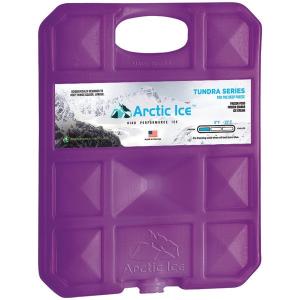 Artic Ice 1207 Tundra Series Freezer Pack (5lbs)