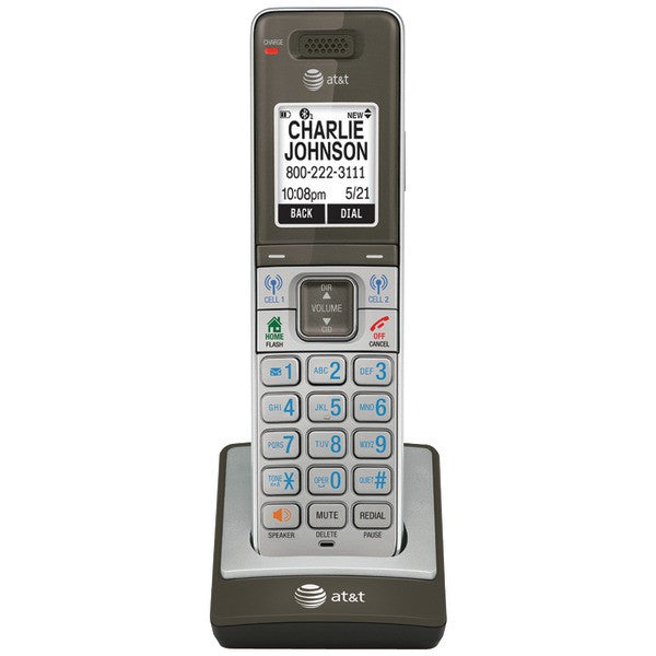 At&t Clp99003 Dect 6.0 Connect To Cell Additional Handset With Caller Id