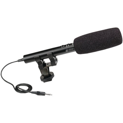 Azden SGM-990 DSLR Shotgun/Omnidirectional Microphone - Peazz.com