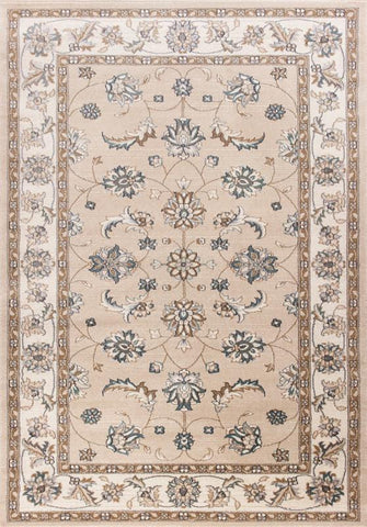 KAS Rugs AVA560933X53 Avalon Collection Beige/Ivory Finish
