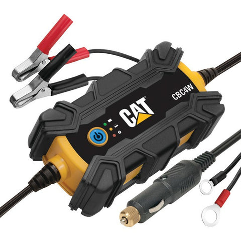 Cat CBC4W 4-Amp Waterproof Battery Charger/Maintainer - Peazz.com