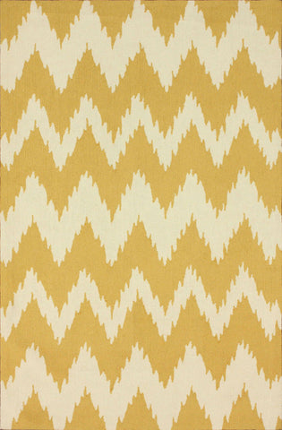 Nuloom BHBC36C-609 Barcelona Collection Mustard Finish Hand Tufted Clarise - Peazz.com