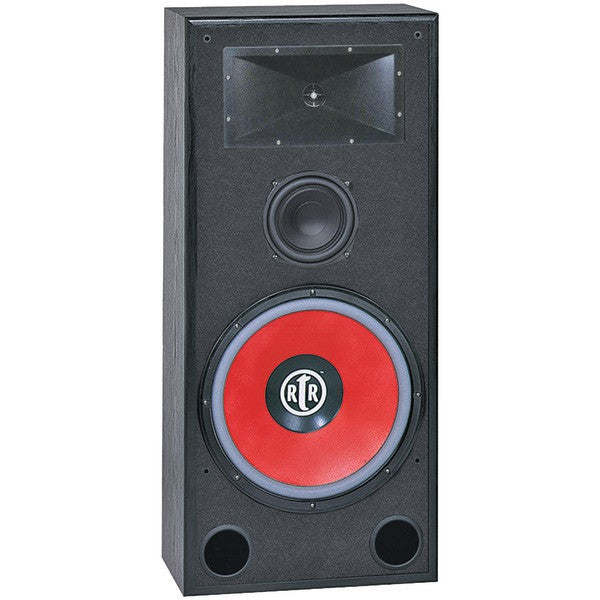 "Bic America Rtr-ev15 15"" Eviction Rtr Series 3-way Bi-ampable Floor Speaker"