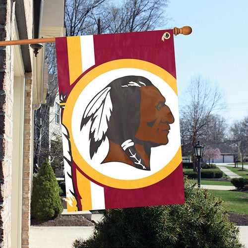 Party Animal, Inc. BLWA Washington Redskins Bold Logo Banner