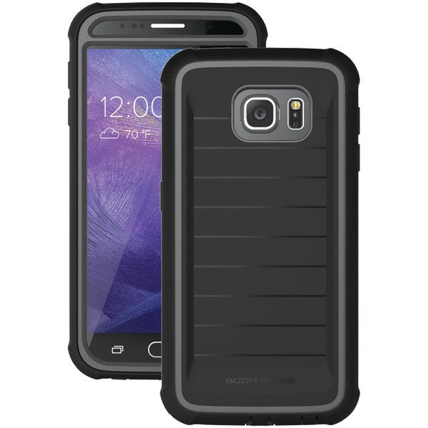 Body Glove 9490802 Samsung Galaxy S 6 Shocksuit Case (black)