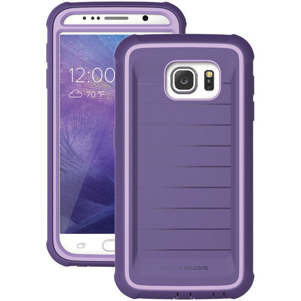 Body Glove 9491501 Samsung Galaxy S 6 Shocksuit Case (grape)