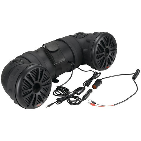 "Boss Audio Systems ATV25B All-Terrain/Marine 6.5"" 450-Watt Speaker & Amp System with Bluetooth - Peazz.com"