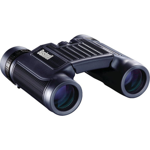 Bushnell 138005 H2O Roof Prism Compact Foldable Binoculars (8 x 25mm; Black) - Peazz.com