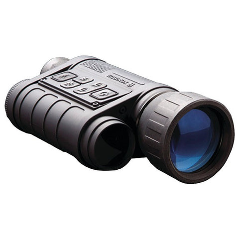 Bushnell 260150 Equinox Z 6 x 50mm Monocular with Video Zoom - Peazz.com