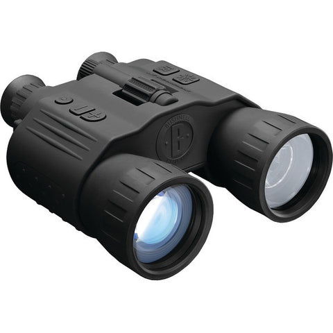 Bushnell 260501 Equinox Z 4 x 50mm Binoculars with Digital Night Vision - Peazz.com