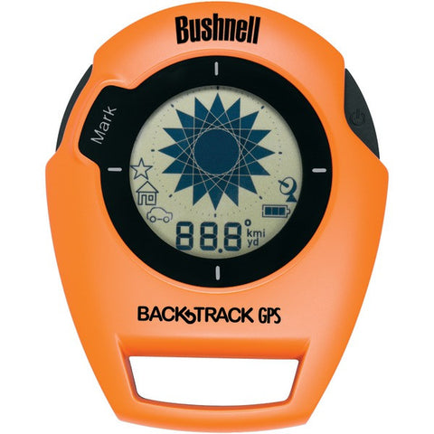 Bushnell 360403 BackTrack G2 Personal Locator (Orange/Black) - Peazz.com