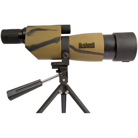 Bushnell 783718 Sentry 18-36 x 50mm Spotting Scope (Camo) - Peazz.com