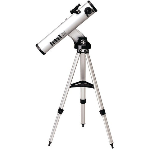 Bushnell 78 8846 Northstar Talking Reflector Telescope (900 x 114mm) - Peazz.com