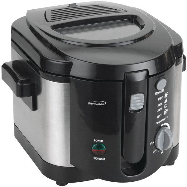 Brentwood Appliances DF-720 8-Cup Deep Fryer PTR-BTWDF720