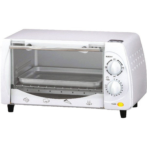 Brentwood Appliances TS-345W 4-Slice Toaster Oven PTR-BTWTS345W