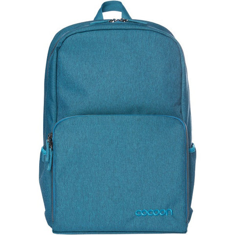 "Cocoon MCP3403GR 15"" Recess Backpack (Green) - Peazz.com"