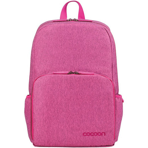 "Cocoon MCP3403PK 15"" Recess Backpack (Pink) - Peazz.com"