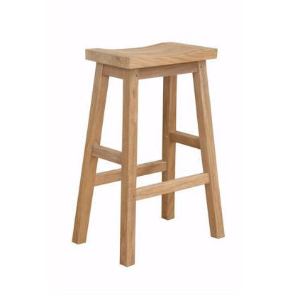 Anderson Teak CHC-1714 Alpine Rectangular Counter Stool - Peazz.com