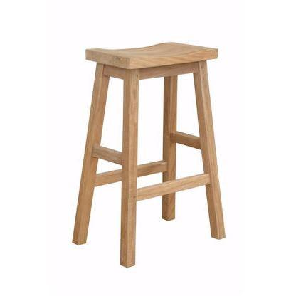 Bayden Hill CHC-1714 Alpine Rectangular Counter Stool - Peazz.com