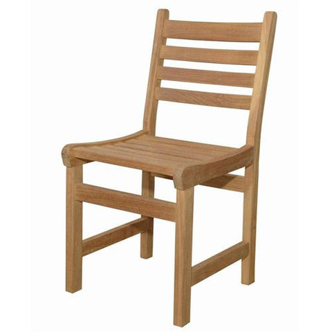 Anderson Teak CHD-2020 Windham Dining Chair - Peazz.com