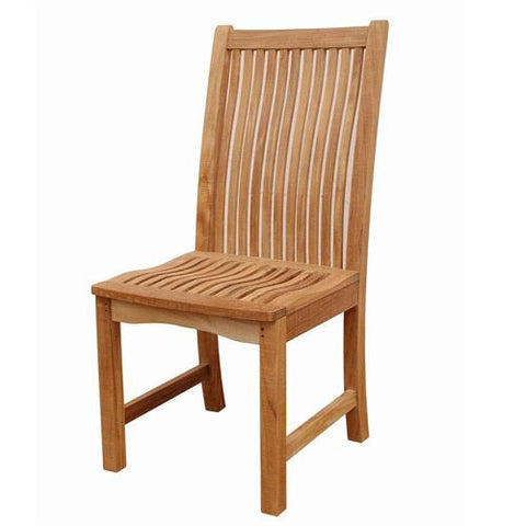 Anderson Teak CHD-720 Chicago Chair - Peazz.com