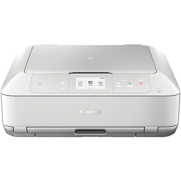 Canon 0596C022 PIXMA MG7720 Photo Printer (White)