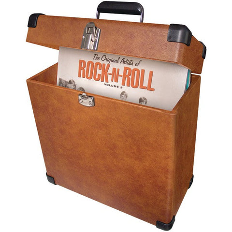 Crosley CR401-TA Record Carrier Case - Peazz.com