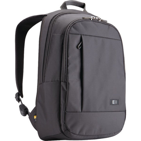 "Case Logic MLBP-115GRY 15.6"" Notebook Backpack (Gray) - Peazz.com"