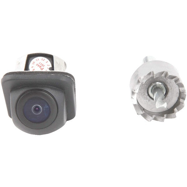 Crimestopper Security Products Sv-6818.em.ii 170° Embedded-style Flush-mount Cmos Color Camera With Parking-guide Lines