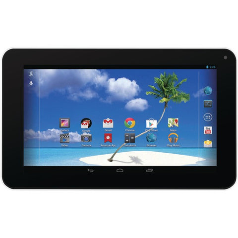 "Proscan PLT7100G 7"" Dual-Core Android 4.4 Internet Tablet with 4GB Memory - Peazz.com"