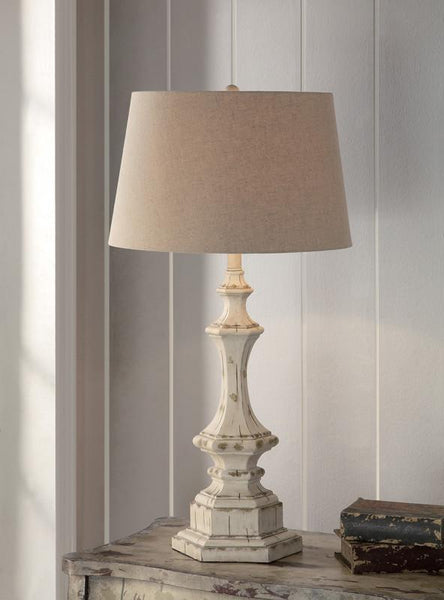 Crestview Collection Cvaup739 Wooden Column Table Lamp 34