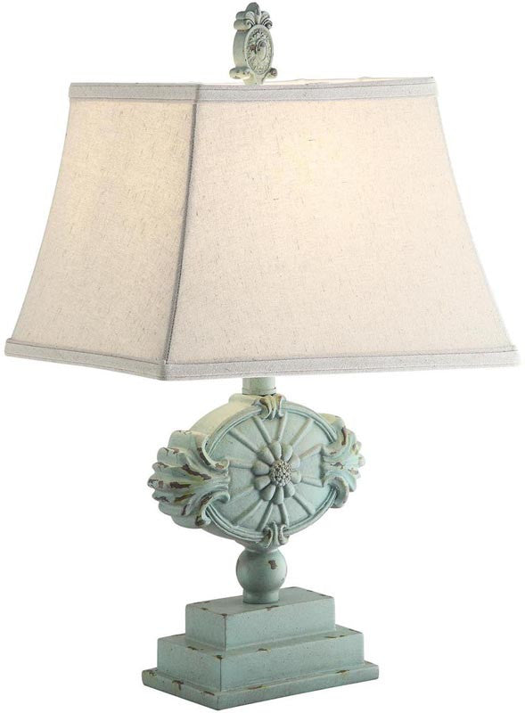 Crestview Collection CVAVP422 Kaleen Table Lamp 9/6.5 X 13/8.5 X 8.5