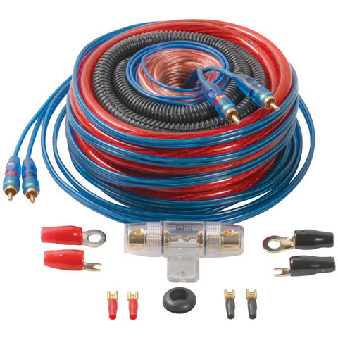 DB Link PK4Z Power Series 4-Gauge Amp Installation Kit - Peazz.com